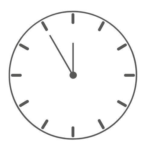 picto horloge